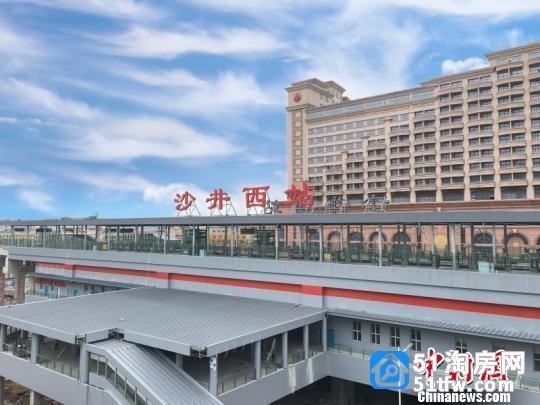 穗莞深城际轻轨正在验收中,预计9月底开通,广州东到深圳机场只需1小时