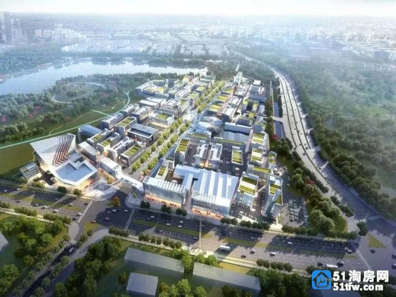 光明国际汽车城落户公明蒋石,规划效果图公布,打造4S店集群
