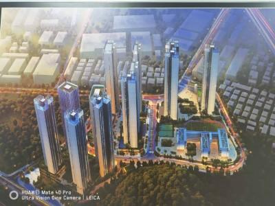 深圳大运新城回迁房,坳二村片区回迁房,茂晟达开发商直接签约。