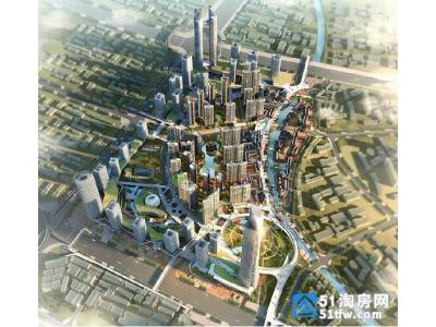 深圳宝安河东回迁房,河东旧改回迁房,佳兆业开发商直接签约