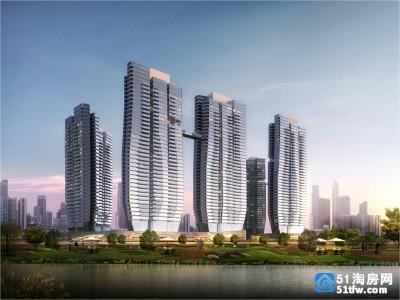深圳龙岗沙梨园回迁房,沙梨园旧改回迁房,汉京开发商直接签约。