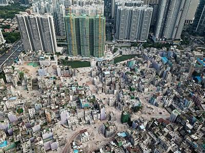 对比其他一线城市,才知道深圳小产权房的低租金留住了大部分打工人