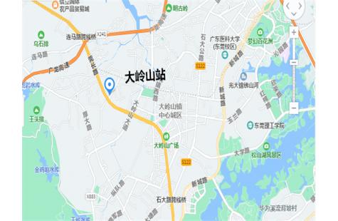 大岭山莞岭花苑